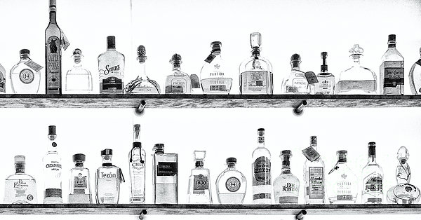liquor-bottles-kathleen-k-parker
